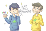 Engrish Brother by Stairfell
