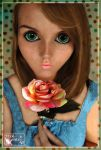 Rose Doll by pixie-stix-art