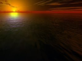 SunSet 1 by Sultan-Almarzoogi