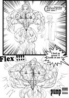 crazy muscle expertment2 sample2 by e19700