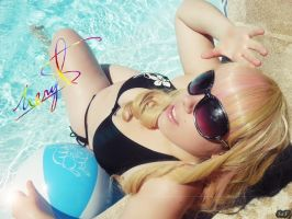 Cosplay Sheryl Nome (Summer Session) 3 by SaFHina