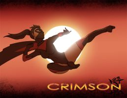 Crimson by SeriojaInc