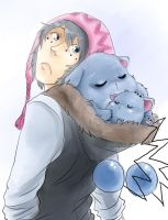 Hoody Buddy by Awesome-Vince
