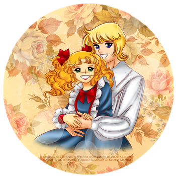 Anthony and Candy by selinmarsou