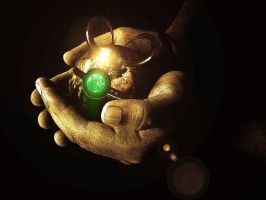 The Loki Pokeball by wazzy88
