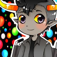 Tavros Chibi by Naaruuchan