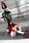2015: Alice: Madness Returns cosplays by shari81