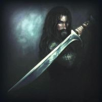 Thorin and Orcist by Felt-heart