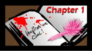 Vampires R Cool Ch 1 by neilak20