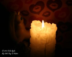 Sky Skimmer's Candle by Sombraluz-Images