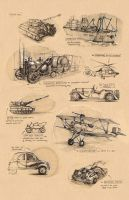 School - Mechanics Worksheet by fictograph