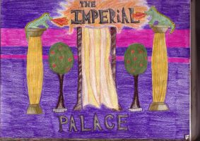 Imperial Palace by Frankenteddy