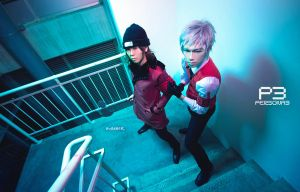 Persona 3 by josephlowphotography