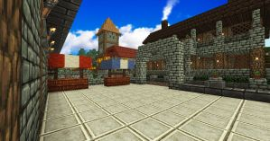 Minecraft marketplace by trazzit