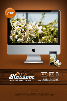 Ossom Blossom Wallpaper Pack by mgilchuk