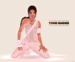 tomb raider glamour by 7ipper
