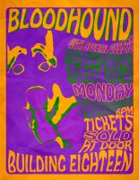 Psychedelic Poster Design by Cheetahclub84