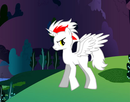 ryuga as a pony by lovehorses2001