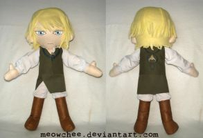 Toby from Return to Labyrinth by Meowchee