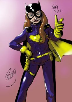 BatGirl 52 by pictsy