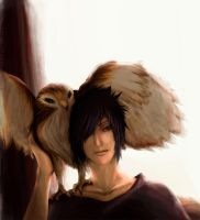 Uchiha Sasuke: Light by wnarya