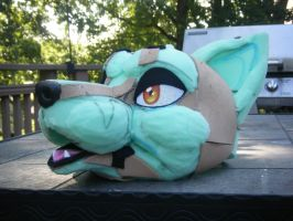 Fursuit WIP by alliemattable