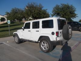 2010 Jeep Wrangler [Customized] by TR0LLHAMMEREN