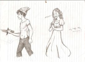 Peter and Wendy? by RedSenshi