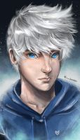 Jack Frost by Esthiell