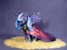 MLP - 'Princess Luna' (Custom Final) by Ksander-Zen