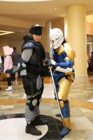 Omni Expo 2014: Metal Gear Solid by pgw-Chaos