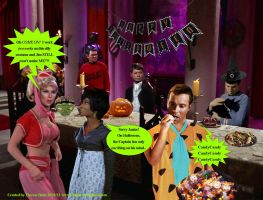 Halloween Leftovers by Therese-B