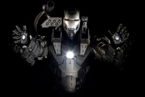 Hot Toys War Machine by Figure-Gallery