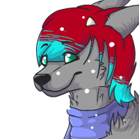Creature snow icon ver. 2 by VlSl0N