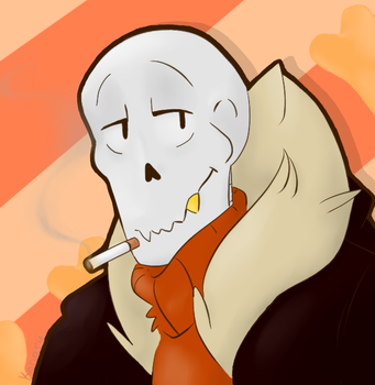Swapfell Papyrus by Konory