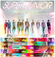 MR.SIMPLE Signature Package by Awaki-no-Tenshi