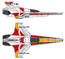 MK7 Viper-Battlestar Solaria by Roguewing