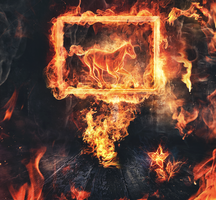 Fire Photomanipulation by kodzak16