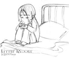 Little Riddle - HBP by lberghol