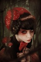 seraphina muscaria by Heile
