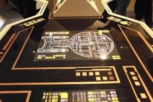 Inside of the Enterprise 1 by Jhadin