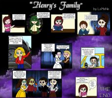 Henry's Family by LeMeNe