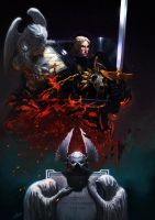 The I Primarch by saint-max