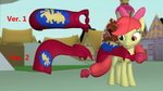 Capes for Cutie Mark Cruseders (WIP) by Neros1990
