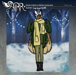 ::A-I-R-R:: Winter Clothes Meme by lizziecat1279