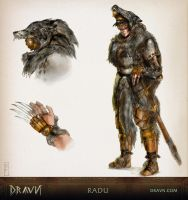 Dravn Pantheon: RADU by dravnofficial