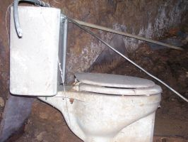 fig 10 RUSTY TOILET by porcelainplaymate