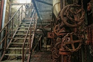 Rusty Valves by pacifier75