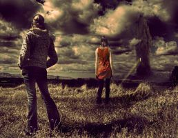 To the Dark Tower... by iliumleather