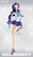 Sailor Generosity - Rarity by Shinta-Girl